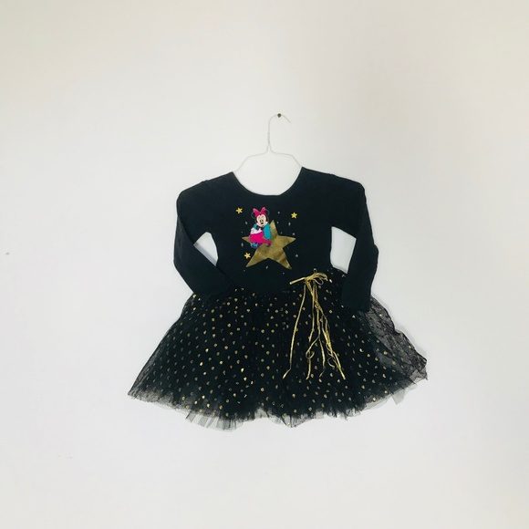 Disney Costumes Store Mini Mouse Dress Tutu Black Halloween Poshmark